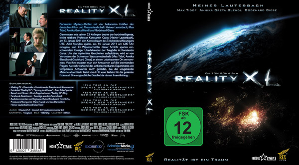 DVD/BluRay Cover